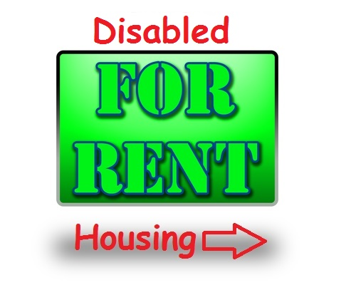 Disabled housing